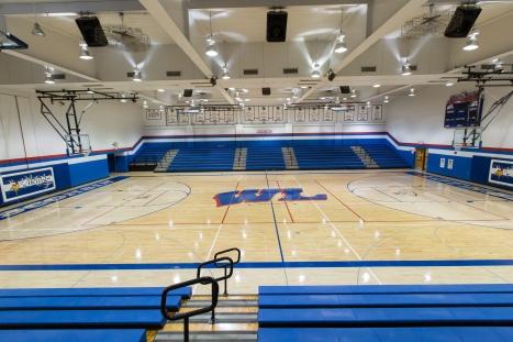 WLHS gymnasium
