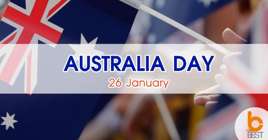 26 มกราคม วันชาติออสเตรเลีย